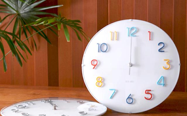 掛け時計でお部屋をおしゃれに!実用性とインテリア性も備えた4選!