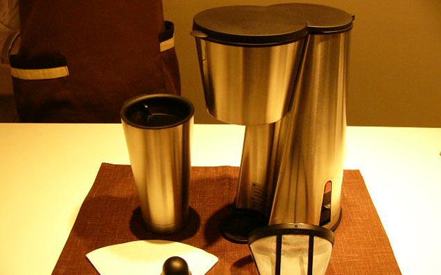 ひとり暮らし向けコーヒーメーカーの理想形。