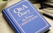 三日坊主を返上!楽々続けられる日記帳の秘密とは?