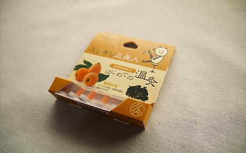 はじめての温灸 枇杷の葉(6個入り)