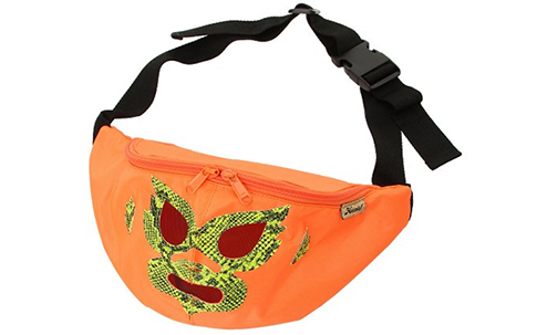 HAOMING MASK HIP BAG