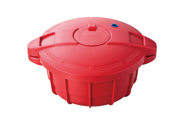 炊飯器代わりに!マイヤーの電子レンジ用圧力鍋がおすすめ