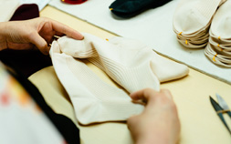 日本製にこだわり続ける、靴下屋「タビオ」-前編-