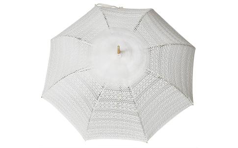 レースの日傘「WEDDING」(日傘は一点物です)