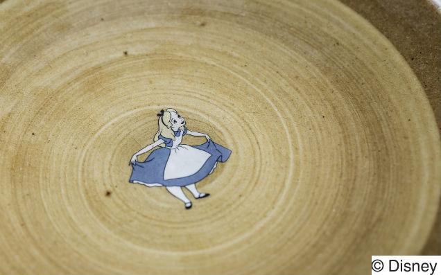 日本の伝統とディズニーのファンタスティックな融合