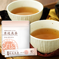 有機粉末焙煎ごぼう茶 『恵巡美茶』