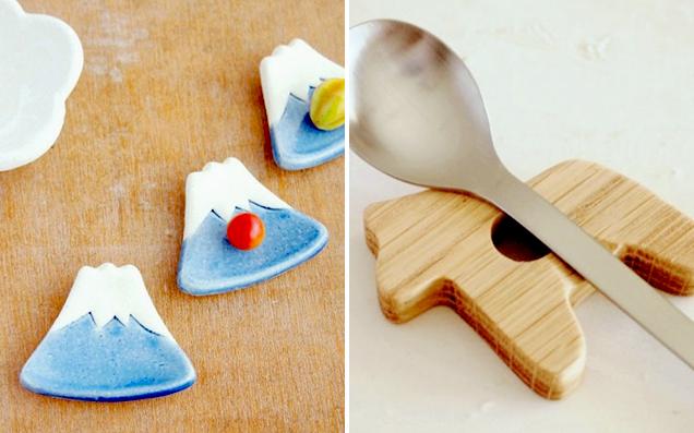かわいい箸置きが大集合!食卓に遊びゴコロを。