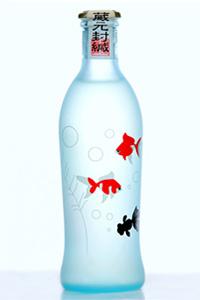 四季の純米吟醸デザインボトル