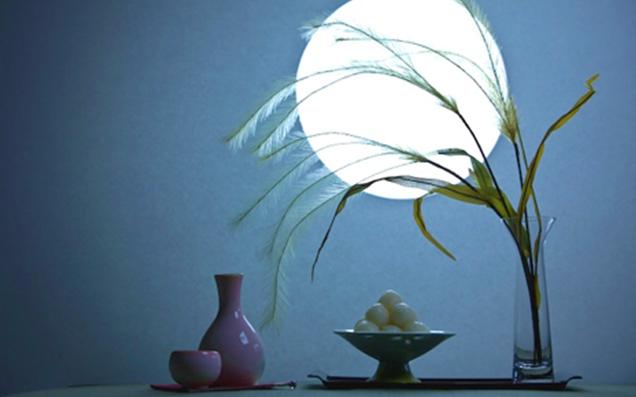 ひんやり冷えた日本酒で!キレイなお月様を見ながら「姫会」しませんか♪