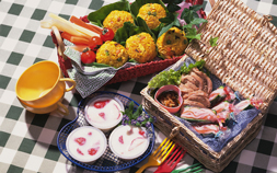 食べやすくて美味しい「寒天デザート」!行楽の食後はこれで決まり!