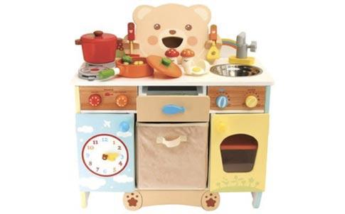 野苺 ままごと もぐもぐクマさん キッチン