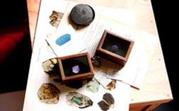 自然の神秘を身につける、鉱石アクセサリ