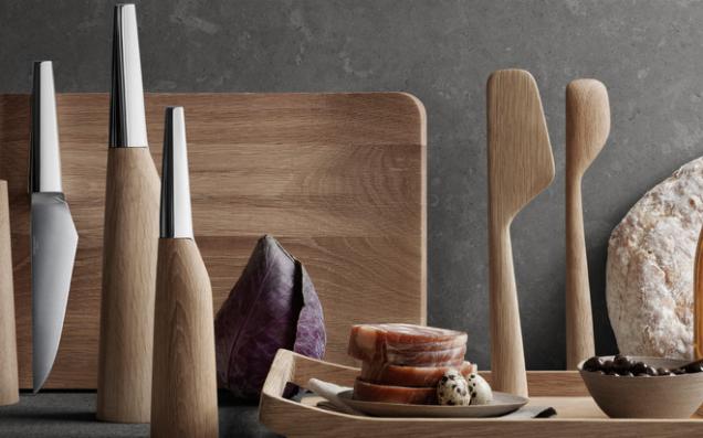 お料理が楽しくなる、小粋な調理用具たち