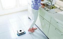 「ルンバ」が進化した! お掃除ロボット「ブラーバ380j」でお部屋ピカピカ