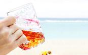琉球ガラスのビールグラスで夏のビールを100倍おいしくする!