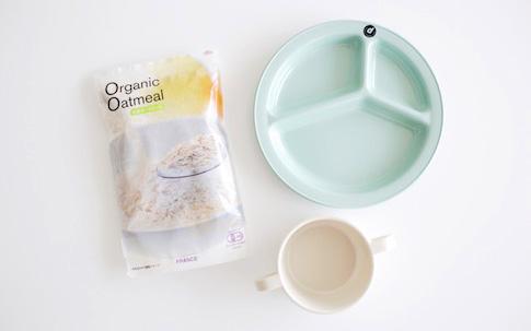 オートミール 離乳食中期
